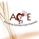 8th Grade ELA Common Core Activity Cards (Language)