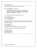 8th Grade ELA Standards-Based Assessment