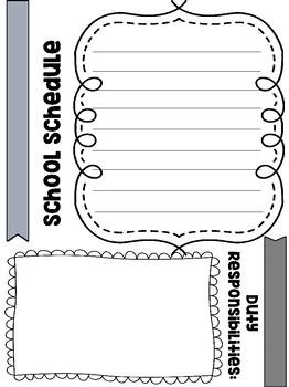Emergency Sub Plan 6-8th Grade ELA