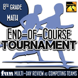 8th Grade End of Course Review Tournament
