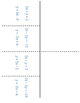8th Grade Estimate Solutions to Systems of Equations Lesson: FOLDABLE & Homework