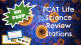 8th Grade FCAT / FSSA Life Science NO PREP Stations Review