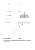 8th Grade Functions: Unit Exam