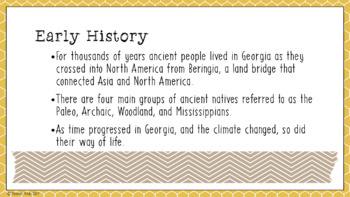 8th Grade GSE NEW European and Exploration and Settlement SS8H1