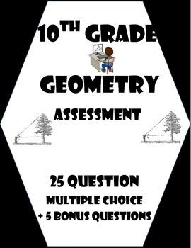 10th Grade Geometry Assessment