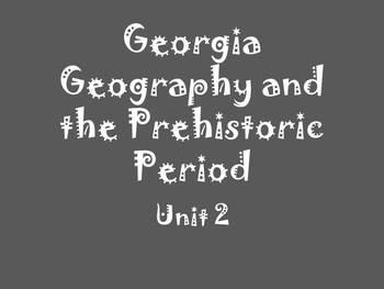 Grade 8 Georgia Performance Standards Social Studies Year Long PowerPoint