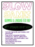 8th Grade Grammar and Language Test Prep Glow Games Class Transformation