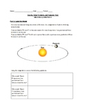8th Grade Gravity, Solar Systems, and Galaxies Test (MS-ES