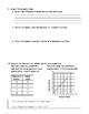 8th Grade Linear Functions Quiz