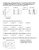 8th Grade Linear Functions and Data Predictions Exam