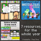 8th Grade MEGA BUNDLE: a whole year of engaging activities !