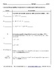 8th Grade Common Core Math Assessment with Marzano Scales!