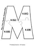 8th Grade Math Classroom Data Tracker - TEKS