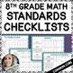 8th Grade Math Common Core Mini Bundle