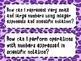 8th Grade Math Essential Questions Cheetah Print *Common Core Aligned*