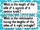 8th Grade Math Essential Questions Giraffe Print *Common C