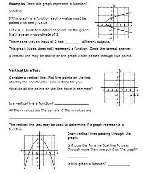 8th Grade Math - Functions - Rate of Change, Initial Value - CCSS 8.F.1,2,3