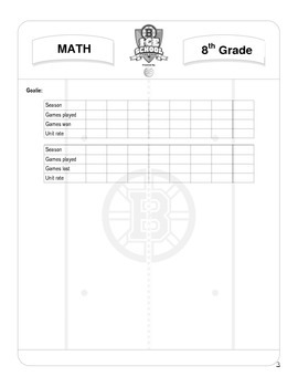 8th Grade Math - Lesson 5 Proportional Relationships