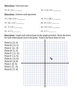 8th Grade Math Preview