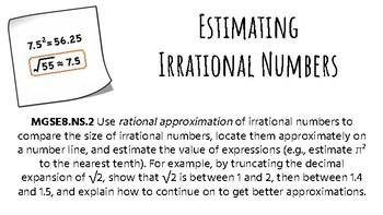 8th Grade Math Standards