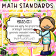 8th Grade Math Standards Posters {Georgia}