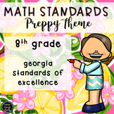 8th Grade Math Standards Posters {Georgia}