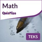 8th Grade Math TEKS   Personal Financial Literacy   Print & Scan Test