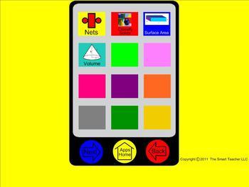 8th Grade Math Teachers Edition Smartboard Bundle