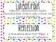 8th Grade Math Word Wall Vocabulary Cards **Neon Stars**