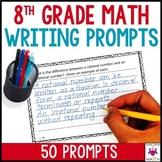 8th Grade Math Writing Prompts