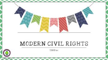 8th Grade *NEW* GSE Civil Rights in Georgia SS8H11