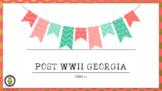 8th Grade *NEW* GSE Post-WWII SS8H10