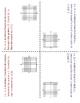 8th Grade Nonlinear Descriptions Lesson: FOLDABLE & Homework