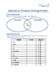 8th Grade Number System Packet