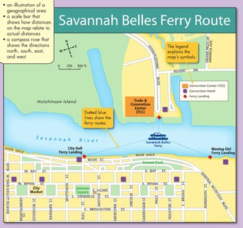 8th Grade Pearson Literature - Savannah Belles Ferry System Alternate Assignment