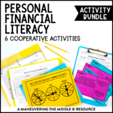 8th Grade Personal Financial Literacy Activity Bundle