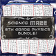 8th Grade Physics Bundle