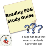 8th Grade Reading EOG Study Guide
