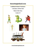 Grades 3 - 5  Reading - Adventures of Peter Pan (Moods of the Story)