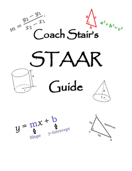 8th Grade STAAR Guide