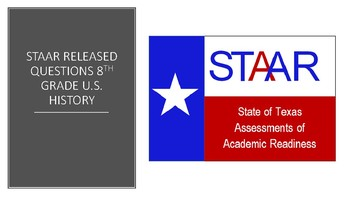 8th Grade STAAR Review: The Ultimate Review #9