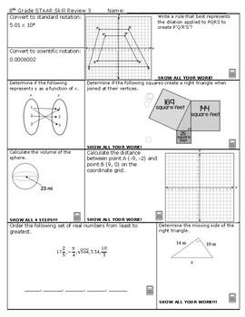 2018 Staar Algebra 1 Answer Key : Algebra 1 Staar Eoc Task ...