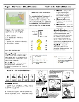 45 FREE 8TH GRADE SCIENCE PERIODIC TABLE PDF PDF ...