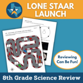 8th Grade Science STAAR Review - Lone STAAR Launch