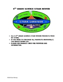 8th Grade Science STAAR Review Survivor Bundle