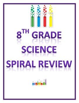 8th Grade Science Spiral Review