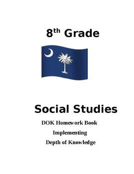 8th Grade Social Studies DSHW