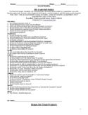 8th Grade Social Studies Exit Project