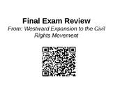 8th Grade Social Studies Final Exam Review: Power Point