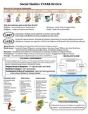 US History 8 SS STAAR Review Sheets